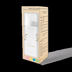 Packaging biberon verre 260ml Seinbiose